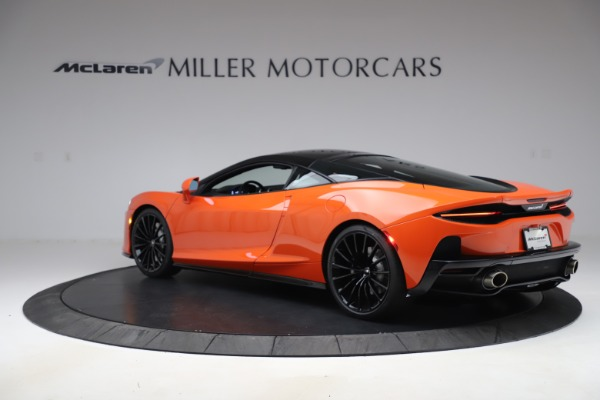 New 2020 McLaren GT Luxe for sale $246,975 at Maserati of Greenwich in Greenwich CT 06830 3