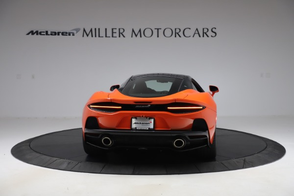 New 2020 McLaren GT Coupe for sale $246,975 at Maserati of Greenwich in Greenwich CT 06830 4