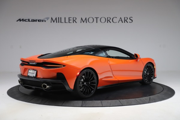 New 2020 McLaren GT Coupe for sale $246,975 at Maserati of Greenwich in Greenwich CT 06830 5