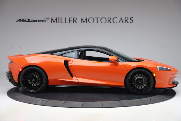 New 2020 McLaren GT Coupe for sale $246,975 at Maserati of Greenwich in Greenwich CT 06830 6