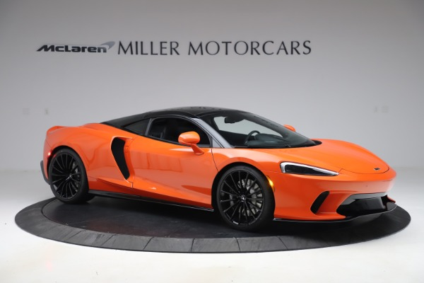 New 2020 McLaren GT Coupe for sale $246,975 at Maserati of Greenwich in Greenwich CT 06830 7