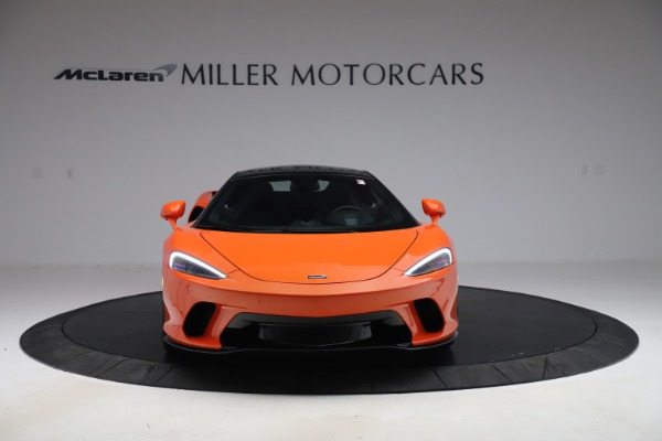 New 2020 McLaren GT Coupe for sale $246,975 at Maserati of Greenwich in Greenwich CT 06830 8