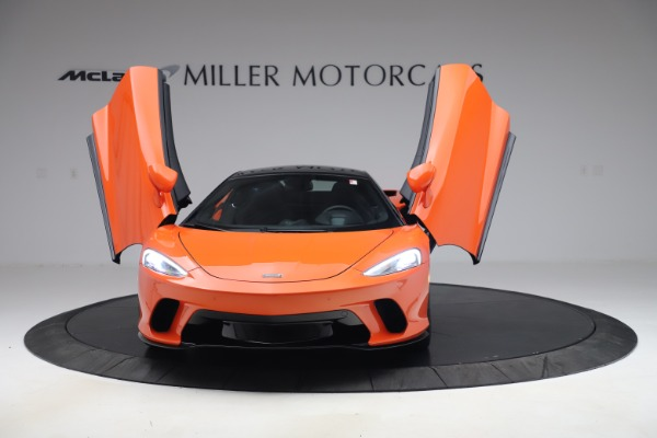 New 2020 McLaren GT Coupe for sale $246,975 at Maserati of Greenwich in Greenwich CT 06830 9