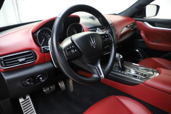 Used 2019 Maserati Levante S Q4 GranLusso for sale $73,900 at Maserati of Greenwich in Greenwich CT 06830 13