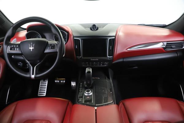 Used 2019 Maserati Levante S Q4 GranLusso for sale $73,900 at Maserati of Greenwich in Greenwich CT 06830 16