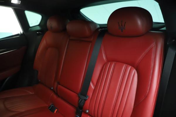 Used 2019 Maserati Levante S Q4 GranLusso for sale $73,900 at Maserati of Greenwich in Greenwich CT 06830 18