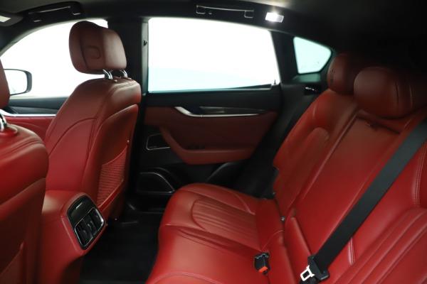 Used 2019 Maserati Levante S Q4 GranLusso for sale $73,900 at Maserati of Greenwich in Greenwich CT 06830 19