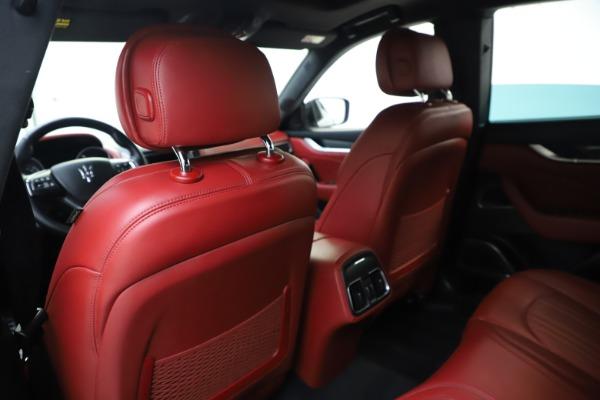 Used 2019 Maserati Levante S Q4 GranLusso for sale $73,900 at Maserati of Greenwich in Greenwich CT 06830 20