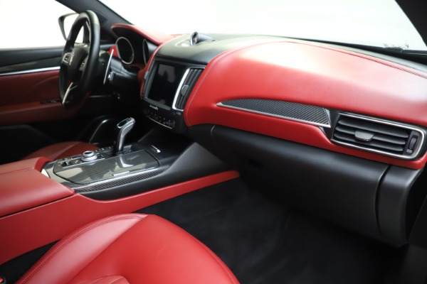 Used 2019 Maserati Levante S Q4 GranLusso for sale $73,900 at Maserati of Greenwich in Greenwich CT 06830 22