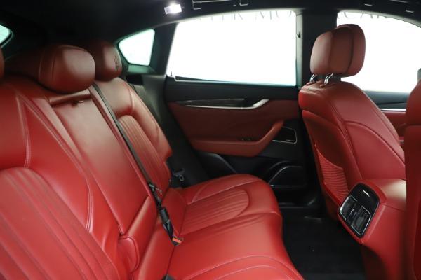 Used 2019 Maserati Levante S Q4 GranLusso for sale $73,900 at Maserati of Greenwich in Greenwich CT 06830 27