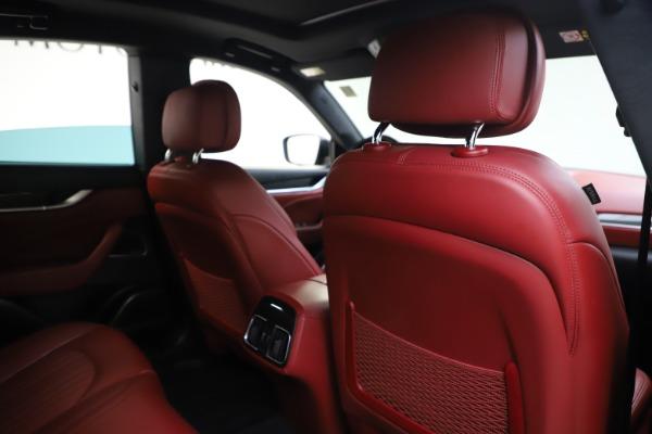 Used 2019 Maserati Levante S Q4 GranLusso for sale $73,900 at Maserati of Greenwich in Greenwich CT 06830 28