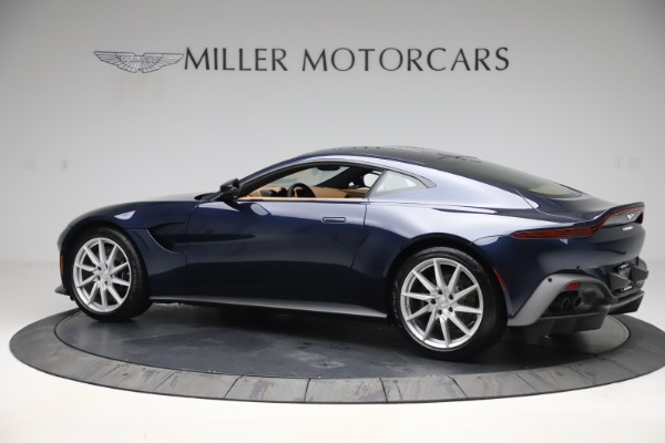 New 2020 Aston Martin Vantage Coupe for sale $174,731 at Maserati of Greenwich in Greenwich CT 06830 10