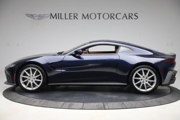 New 2020 Aston Martin Vantage Coupe for sale $174,731 at Maserati of Greenwich in Greenwich CT 06830 11