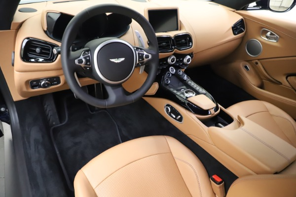 New 2020 Aston Martin Vantage Coupe for sale $174,731 at Maserati of Greenwich in Greenwich CT 06830 13