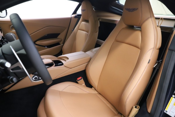 New 2020 Aston Martin Vantage Coupe for sale $174,731 at Maserati of Greenwich in Greenwich CT 06830 15