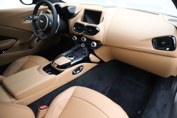 New 2020 Aston Martin Vantage Coupe for sale $174,731 at Maserati of Greenwich in Greenwich CT 06830 18