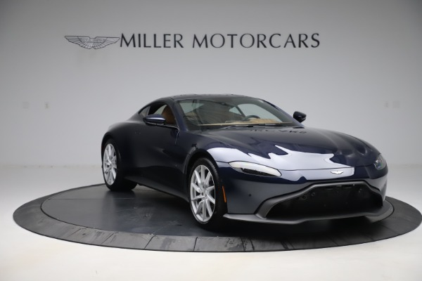 New 2020 Aston Martin Vantage Coupe for sale $174,731 at Maserati of Greenwich in Greenwich CT 06830 3