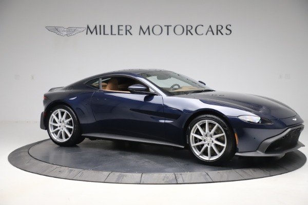 New 2020 Aston Martin Vantage Coupe for sale $174,731 at Maserati of Greenwich in Greenwich CT 06830 4