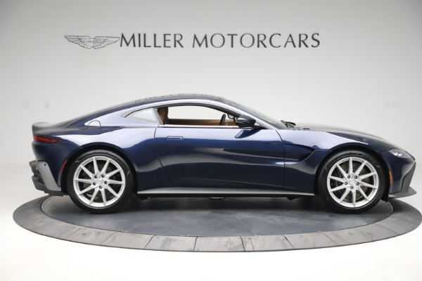 New 2020 Aston Martin Vantage Coupe for sale $174,731 at Maserati of Greenwich in Greenwich CT 06830 5