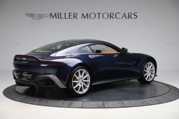 New 2020 Aston Martin Vantage Coupe for sale $174,731 at Maserati of Greenwich in Greenwich CT 06830 6