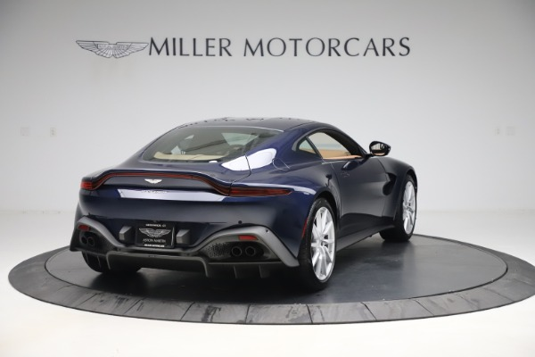 New 2020 Aston Martin Vantage Coupe for sale $174,731 at Maserati of Greenwich in Greenwich CT 06830 7