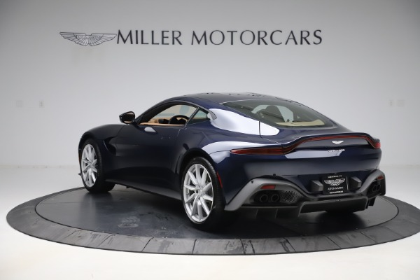 New 2020 Aston Martin Vantage Coupe for sale $174,731 at Maserati of Greenwich in Greenwich CT 06830 9