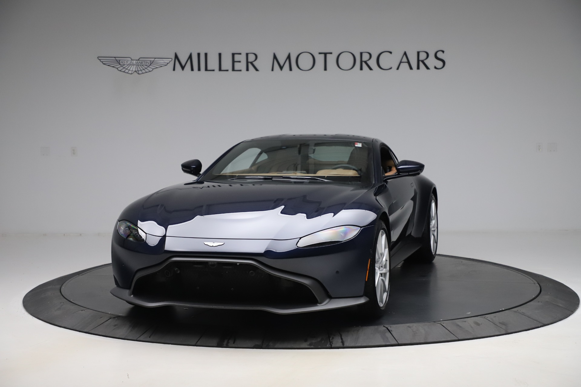 New 2020 Aston Martin Vantage Coupe for sale $174,731 at Maserati of Greenwich in Greenwich CT 06830 1