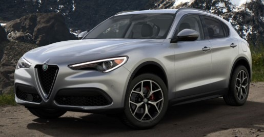 New 2019 Alfa Romeo Stelvio Ti Q4 for sale $47,390 at Maserati of Greenwich in Greenwich CT 06830 1