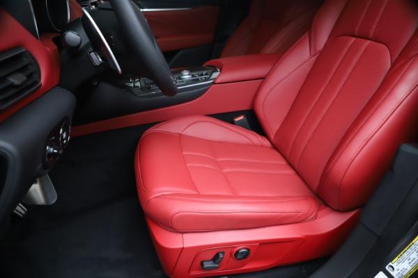 New 2020 Maserati Levante S Q4 GranSport for sale $101,535 at Maserati of Greenwich in Greenwich CT 06830 15