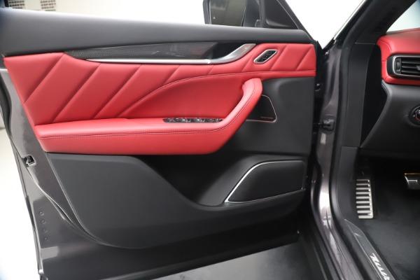 New 2020 Maserati Levante S Q4 GranSport for sale $101,535 at Maserati of Greenwich in Greenwich CT 06830 17