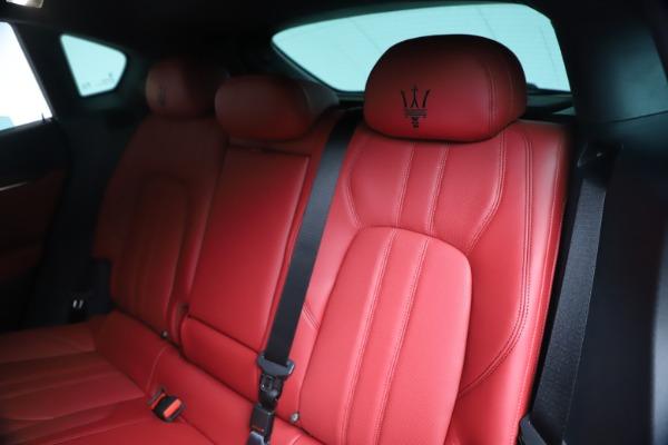 New 2020 Maserati Levante S Q4 GranSport for sale $101,535 at Maserati of Greenwich in Greenwich CT 06830 18