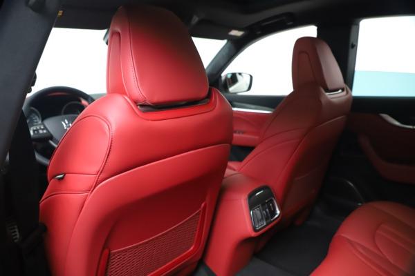 New 2020 Maserati Levante S Q4 GranSport for sale $101,535 at Maserati of Greenwich in Greenwich CT 06830 20