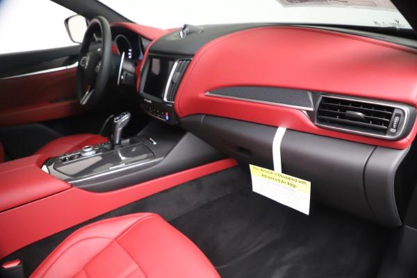 New 2020 Maserati Levante S Q4 GranSport for sale $101,535 at Maserati of Greenwich in Greenwich CT 06830 21