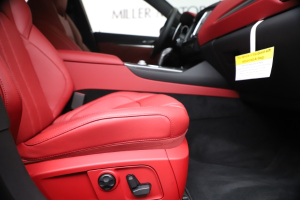 New 2020 Maserati Levante S Q4 GranSport for sale $101,535 at Maserati of Greenwich in Greenwich CT 06830 22