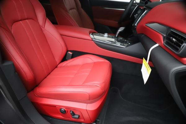New 2020 Maserati Levante S Q4 GranSport for sale $101,535 at Maserati of Greenwich in Greenwich CT 06830 23