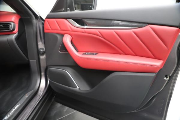 New 2020 Maserati Levante S Q4 GranSport for sale $101,535 at Maserati of Greenwich in Greenwich CT 06830 24
