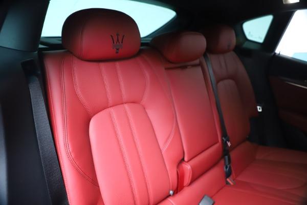 New 2020 Maserati Levante S Q4 GranSport for sale $101,535 at Maserati of Greenwich in Greenwich CT 06830 25