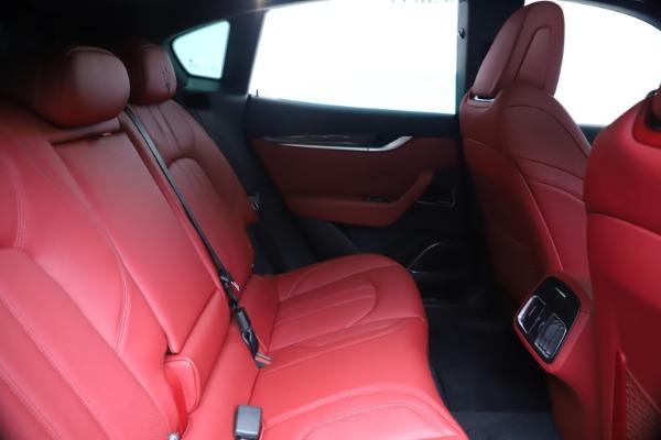 New 2020 Maserati Levante S Q4 GranSport for sale $101,535 at Maserati of Greenwich in Greenwich CT 06830 26