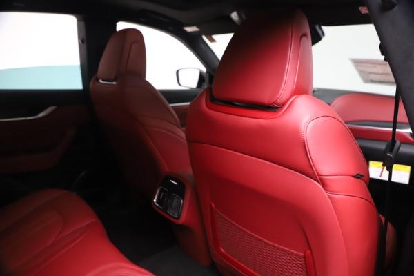 New 2020 Maserati Levante S Q4 GranSport for sale $101,535 at Maserati of Greenwich in Greenwich CT 06830 27