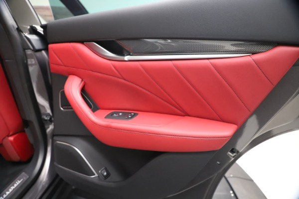 New 2020 Maserati Levante S Q4 GranSport for sale $101,535 at Maserati of Greenwich in Greenwich CT 06830 28