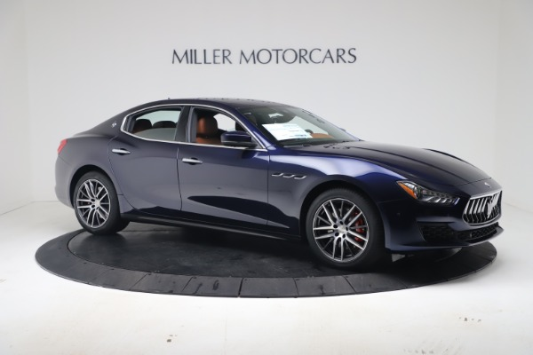 New 2020 Maserati Ghibli S Q4 for sale $85,535 at Maserati of Greenwich in Greenwich CT 06830 10