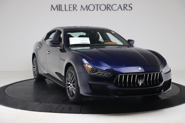 New 2020 Maserati Ghibli S Q4 for sale $85,535 at Maserati of Greenwich in Greenwich CT 06830 11