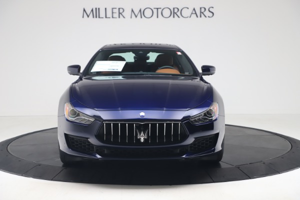New 2020 Maserati Ghibli S Q4 for sale $85,535 at Maserati of Greenwich in Greenwich CT 06830 12