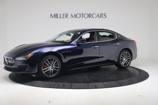 New 2020 Maserati Ghibli S Q4 for sale $85,535 at Maserati of Greenwich in Greenwich CT 06830 2