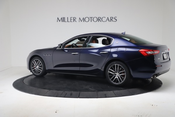 New 2020 Maserati Ghibli S Q4 for sale $85,535 at Maserati of Greenwich in Greenwich CT 06830 4