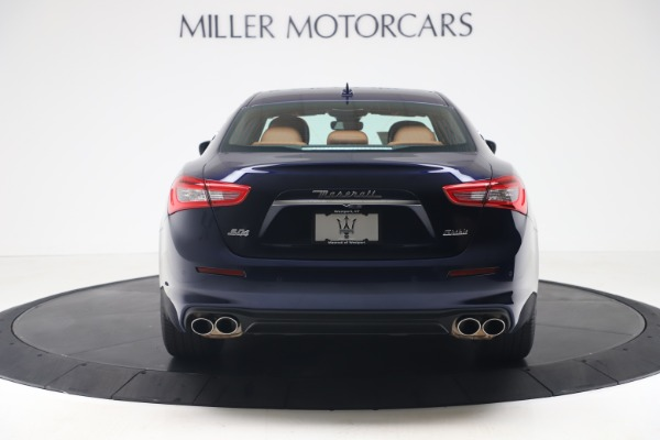 New 2020 Maserati Ghibli S Q4 for sale $85,535 at Maserati of Greenwich in Greenwich CT 06830 6