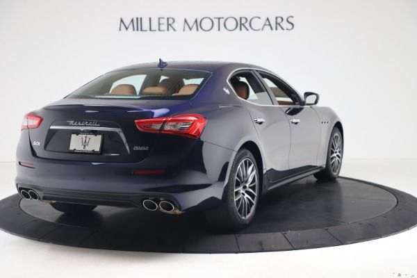 New 2020 Maserati Ghibli S Q4 for sale $85,535 at Maserati of Greenwich in Greenwich CT 06830 7