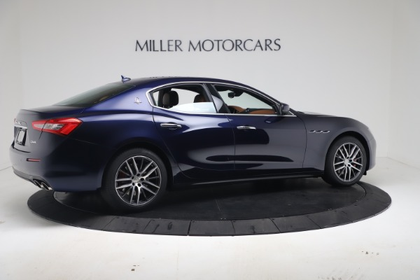 New 2020 Maserati Ghibli S Q4 for sale $85,535 at Maserati of Greenwich in Greenwich CT 06830 8