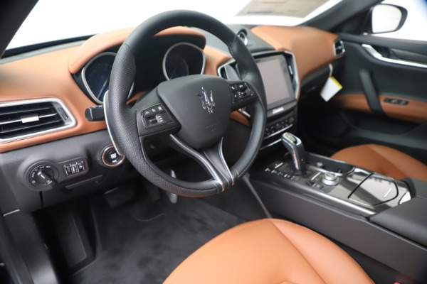 New 2020 Maserati Ghibli S Q4 for sale $85,535 at Maserati of Greenwich in Greenwich CT 06830 13
