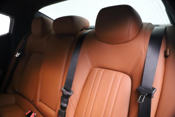 New 2020 Maserati Ghibli S Q4 for sale $85,535 at Maserati of Greenwich in Greenwich CT 06830 18